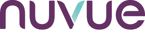 NuVue_Kelowna_Optometrist_logo_white