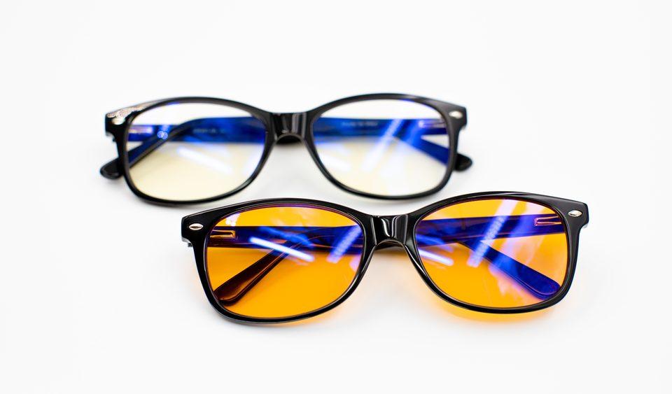 blue light blocking lenses